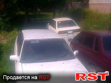TOYOTA Corolla E80, обмен 1987