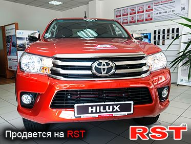 TOYOTA Hilux Active 2019