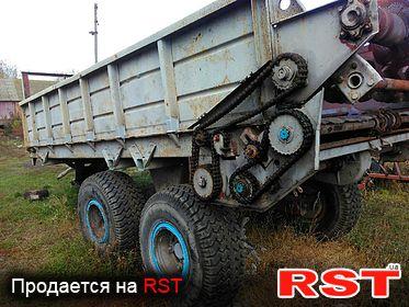 ПРИЦЕП Тракторный РОУ-6 1999