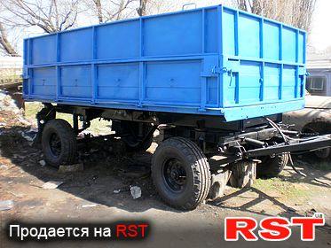 ПРИЦЕП Тракторный 2 ПТС -5  1990