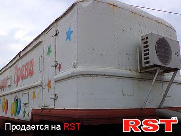 dcaca653a425 Продам ПРИЦЕП Спецприцеп ОдАЗ в Запорожье на RST. объявления авто ...