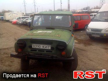 УАЗ 469  1983