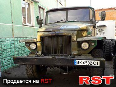 УРАЛ 375  1973