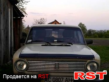 ВАЗ 2101 , обмен 1985