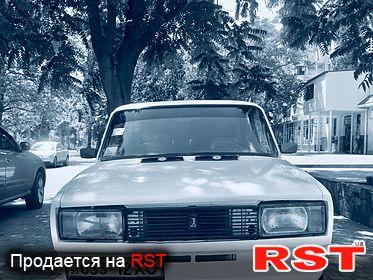 ВАЗ 2105 , обмен 1988