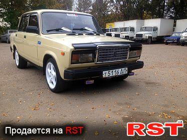 685bd045ac5a Продам ВАЗ 2107 в Запорожье на RST. объявления авто базара Запорожья ...
