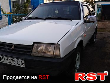 ВАЗ 2108 , обмен 1990