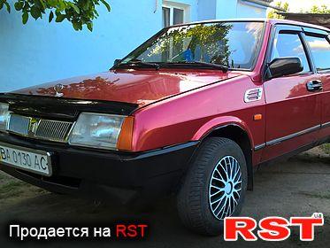 ВАЗ 2109 , обмен 1991