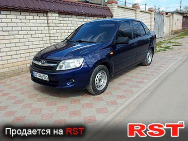 ВАЗ Гранта , обмен 2012