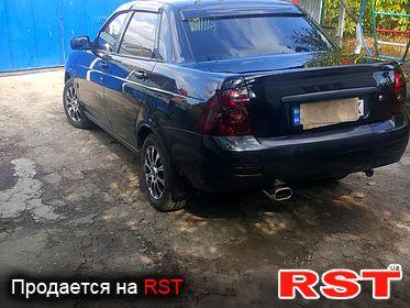 ВАЗ Приора 2170, обмен 2008