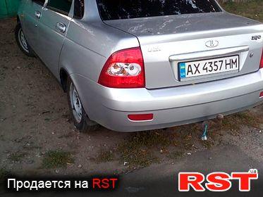 ВАЗ Приора , обмен 2007