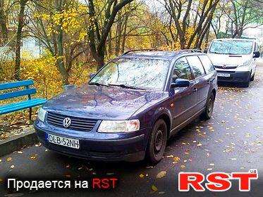 Продам нерастаможенный VOLKSWAGEN Passat в Хмельницком на RST ... ed10ab35f709b
