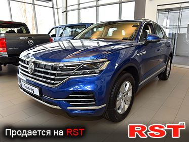 VOLKSWAGEN Touareg Ambience 4Motion 2018