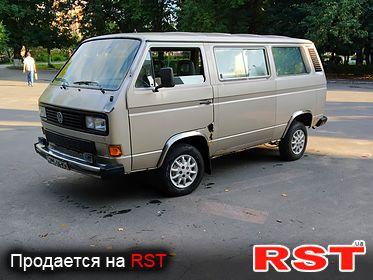 VOLKSWAGEN Transporter  1990