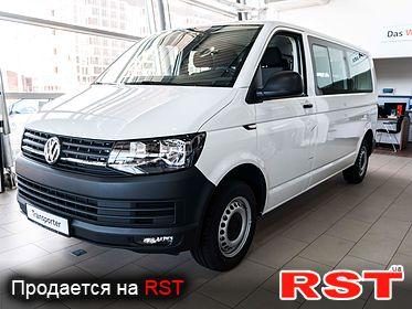 VOLKSWAGEN Transporter T6 Kombi LR CITY lite 2019