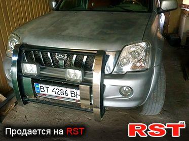 XINKAI SUV V3 , обмен 2007