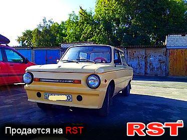 ЗАЗ Запорожец 968М, обмен 1988