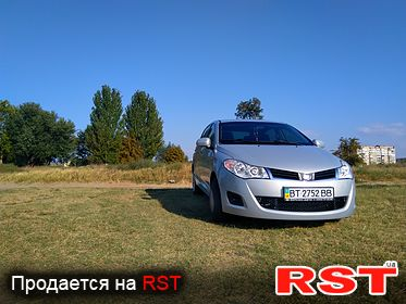 ЗАЗ Forza  2013
